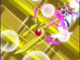Lyrical Spell - Magical girl Lyrical Nanoha AMV