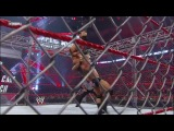 (WWEWM) Extreme Rules 2009 - Randy Orton (c) vs. Batista (Steel Cage Match for the WWE Championship)