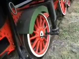 """""""Обкатка паровоза Су251-86"""""""