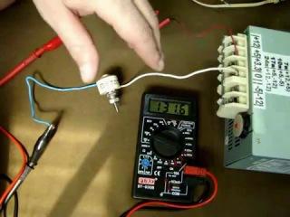 как работать с тестером или мультиметром
