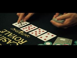Фильм 21: Джеймс Бонд агент 007: Казино Рояль / Casino Royale (2006)