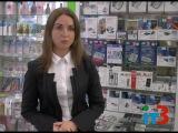 Сюжет с открытия в г.  Ильичёвске 28.12.12 - аптечная сеть ТИРА