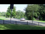 VW Scirocco 2.0 meets Mercedes C230 Sportcoupe