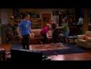 """Шелдон, Эмми, Леонард и Пенни играют в игры """"Теория большого взрыва"""""""