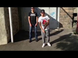 R.M.F -SAH.AK- - Lacuma Mart@-Haykakan Underground- 2013 (official music video)