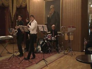 Джаз секстет Orchestra in Kiev