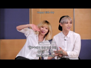 [ENG] 29.11.2013 Global Request Show - A Song For You, Ep.12 (Trouble Maker)