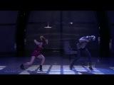SYTYCD 10 - Top 20 (Full) - Hip-Hop - Hayley &amp Curtis (Christopher Scott choreography)