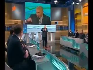 Жирик про Россию и Окраину по сути