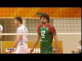 Волейбол / Лига Чемпионов 2013-14 / Группа Е / 2-й тур / Зенит (Казань) - Локомотив (Новосибирск)
