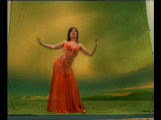 Арабский танец живота часть 4 серия 1