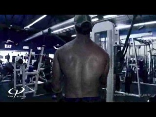 Greg`s Workout - Chest Crusade Workout