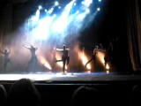 Танцы под дождем Между мной и тобой шоу-балет Искушение