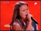 Супер!!! Шикарный голос!!! 12-летняя девочка поет песню Пугачевой