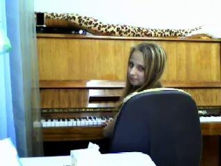 пианино живой звук от лизы