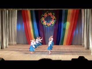 Зразковий ансамбль танцю Вербиченька (Плескач)