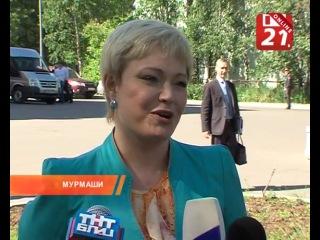 Марина Ковтун посетила Мурмашинский Дом культуры «Энергетик»
