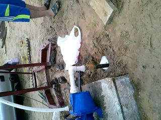 Абиссинская скважина абиссинский колодец трубчатый