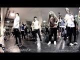 Project818 SANDY MANIEK — Hip-Hop Baltimore 23-24 февраля, Москва 2013 — CLUB HOUSE — обучение танцам