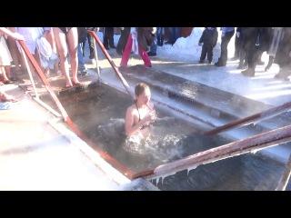 Крещение 2014 год