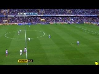Чемпионат Испании 2012-13 | 10-й тур | Валенсия - Атлетико М | (2 тайм)