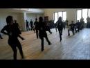 Рустави - репетиция Мтиулури (январь 2013)