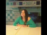съемка промо ролика конкурса «Мы – ВМЕСТЕ: ДЕТИ РОССИИ!»  Юлия Терещенко