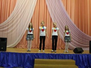 Выступление в 3 школе Veo Veo