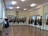 Класс-концерт по народно-сценическому танцу . Педагог Моисеева Анна Викторовна . 5