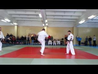 Хокутоки ПФО Балаково-2013 85+ кг  абсолютка Погорелов-Ершов