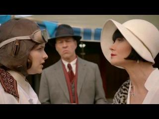 Леди-детектив мисс Фрайни Фишер / Miss Fisher's Murder    Mysteries - сезон 2 серия 7 sub - Кровь на колесах