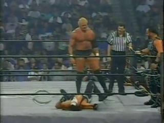 [WM] WCW Bash at the Beach Kevin Nash and Sting VS Macho Man and Sid Vicious