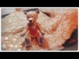 Мишка Барон из СВАРОВСКИ!