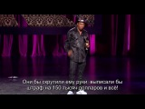 Шоу Эдди Гриффин - Ты скажи мне, что я тебе говорю [Русские субтитры] (2011)