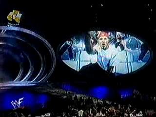 WWF SmackDown! 09.08.2001 - Мировой Рестлинг на канале СТС / Всеволод Кузнецов и Александр Новиков