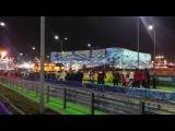 Заходим в олимпийский парк