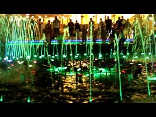 Поющие фонтаны в SOHO Шарм Эль Шейх Египет