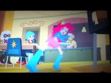 Equestria Girls - Helping Twilight Sparkle Win The Crown.