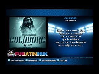 Tego Calderon - Colabore [Letra]
