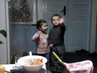 Тётя и племянник  01.11.13