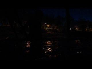 Сьёмка А.Кассина.12 декабря 2012г.-первый заплыв в прорубь.