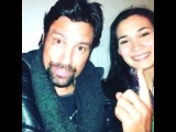 Celina Jade : I pick your nose you pick my nose Manu Bennett ( Arrow )