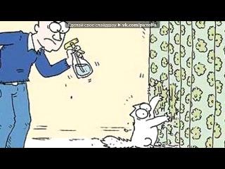 Со стены Simons Cat / Кот Саймона под музыку Элвин и бурундуки - Бодрит, ве