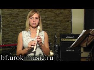 Школа блокфлейты, уроки. Учим ноты ми, ре, до, расположение пальцев. Обучение recorder, сколько стоит блок флейта