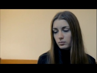 Кастинг русской девушки для эротического фильма