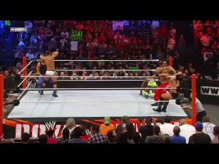 WWE Royal Rumble 2012 [HD] (3/3)