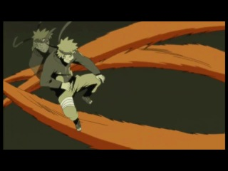 Наруто против Кьюби под мою любимую песню (Skillet-Hero) HD