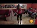 Ух какая девушка, сексуальный танец - Bachata