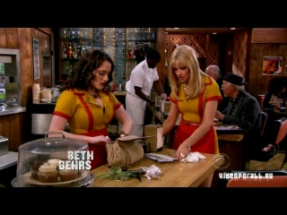 Две девицы на мели / 2 Broke Girls - 1 сезон (21) в Дубляже Paramount Comedy Russia