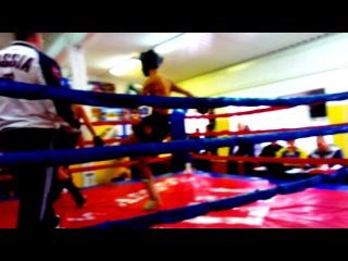 кикбоксинг открытый ринг